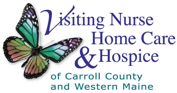 Visiting Nurse Home Care & Hospice of Carroll County and Western Maine - logo